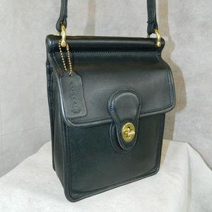 COACH Vintage Murphy Bag 9930 Black Brass USA